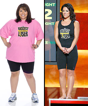 Who's dating on biggest loser 2009